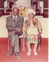 George and Mary Eva Bryant - 4th generation