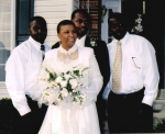 Damion, Janet, Henry, & Richard Green - (Damion & Richard are sons of Henry Green, grandsons of Mary E. Genes, great-gra