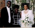 Henry Green, Odessa Lazard, Janet Green - son, daughter, & daughter-in-law of Mary E. Genes, grandchildren of Arthur Lee