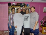 Robert, Jr., his wife Lula and their children, Robert, III (Tre'), Karen and Anita