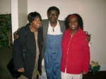 Janet & Henry Green and Ernestine 'Teenie' Turner.  Daughter-in-law and children of Mary Ella Green Genes, grandchildr