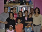 Tre` and his wife Dee-Dee and their children, Shante`, Aisha, Nee-Nee, Ebony and son, Ricky and grandchildren Tariah, Ki
