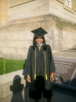 Danaysia Hall - graduate of University of Pittsburgh C/O 2009 - daughter of Trikyna 'RayRay' Turner, granddaughter of